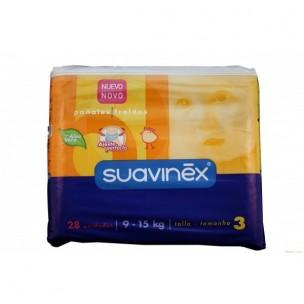 Pañales Suavinex Talla 3 de 9-15 Kg