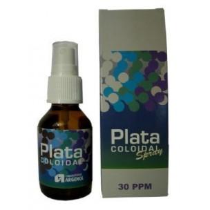 Argenol Plata Coloidal 30 PPM Spray (45 ml)