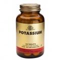 Solgar Potasio (120 comprimidos)