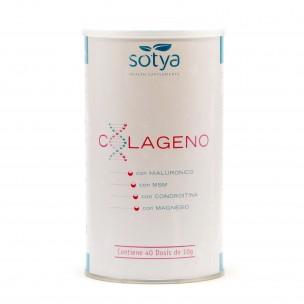 Sotya Colágeno con Magnesio 40 Días (400 gr.)