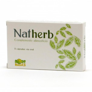Natherb Body Basycs (5 cáp. de 420 mg)