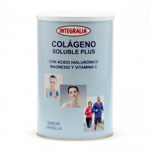 Colágeno soluble Plus Integralia Sabor neutro (360 gr.)