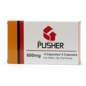 Pusher Vigorizante Natural (4 cáp. de 600 mg)