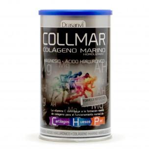 Collmar Magnesio, Colágeno Marino y Ácido hialurónico (300 gr.)