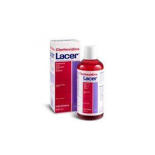 Clorhexidina Lacer, colutorio. (500ml)
