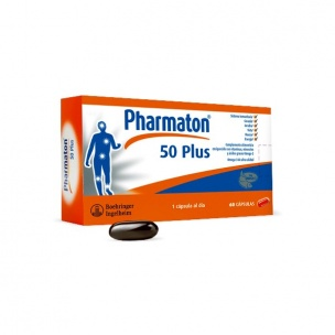 Pharmaton complex 50 plus (60 cap)