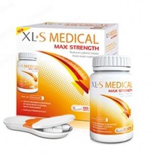 Nuevo Xls Medical Max Strength (120 compr.)