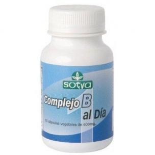 Sotya Complejo B (60 cáp. de 600 mg.)
