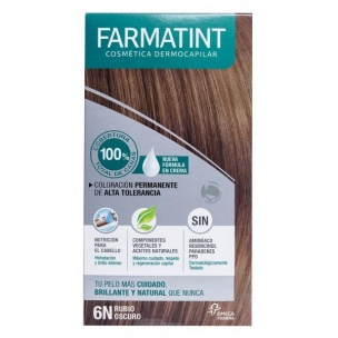 Farmatint 6N Rubio Oscuro (155ml)