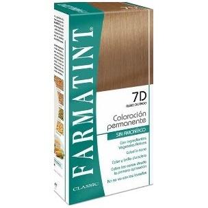 Farmatint 7D Rubio dorado (155ml)