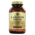 L-Arginina Solgar 1000 mg. (90 Tabletas)