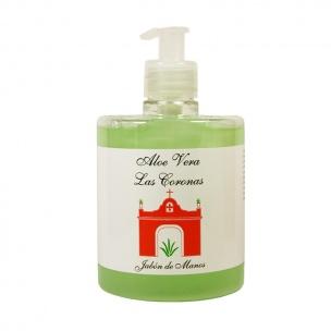 Las Coronas Jabón de manos de Aloe Vera (500 ml )