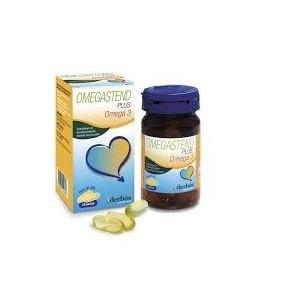 Omegastend Plus Omega 3 Derbós (60 perlas)