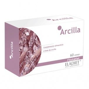 Arcilla Eladiet (60 compr)