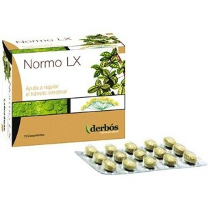 Derbós Normo LX (75 compr.)