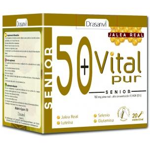 Vital pur Senior  Drasanvi (20 viales)