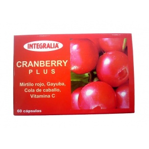 Cranberry Plus Integralia (60 cap)