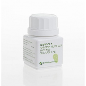 Graviola Botánicanutrients (60 cap. de 1000 mg)