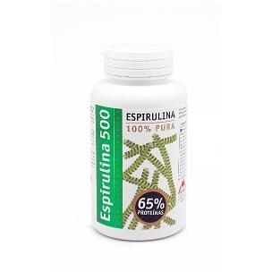 Espirulina 500  Intersa ( 180 compr)