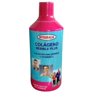 Colágeno Bebible Plus Frutas del bosque Integralia (1litro)