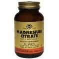 Citrato de Magnesio Solgar (60 cáp)