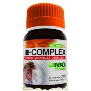 B-complex MGdose (60 comp)