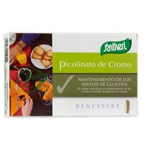 Picolinato de Cromo Santiveri (40cap)