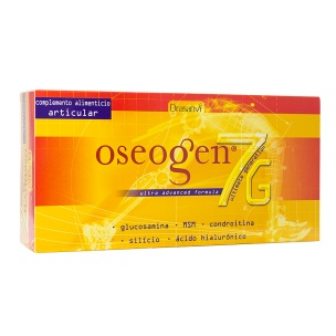 Oseogen 7G Drasanvi (20 viales)