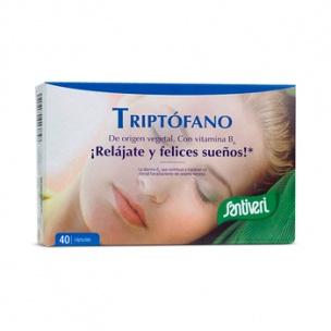 Triptófano Santiveri (40cap)