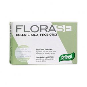 Florase Colesterolo-Probitici Santiveri (40cap)