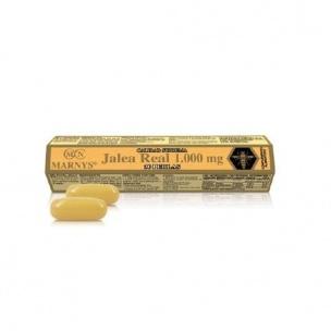 Jalea Real y Lecitina de Soja 1000 mg Marnys (30cap)