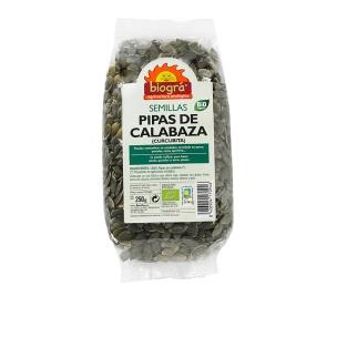 Pipas de Calabaza Cucúrbita  Biográ (250g)