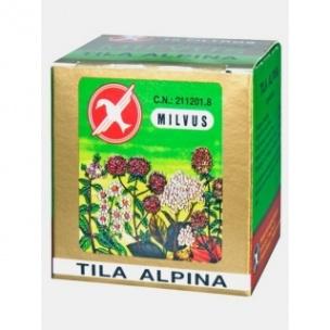 Milvus Tila Alpina (10 Filtros)