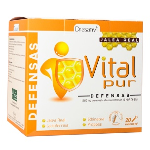 Vital Pur Defensas Drasanvi (20 viales de 15 ml)