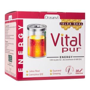 Vital Pur Energy Drasanvi (20 viales)