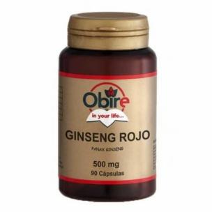 Ginseng rojo Obire ( 500 mg 90 cáp)
