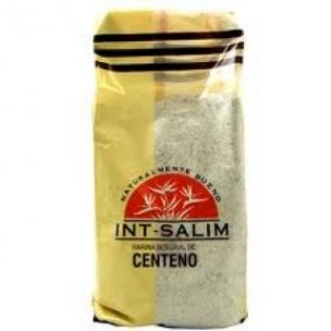 Harina Integral de Centeno Int-Salim (500g)