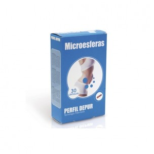Prisma Natural Microesferas Perfil Depur (30 cáp. de 430 mg)