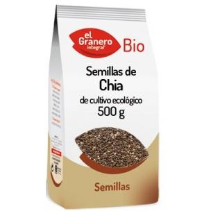 El Granero Semilla de Chía (500 gr.)
