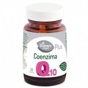 Coenzima Q10 El Granero (30cap)