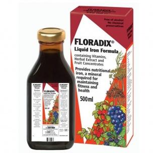 Floradix Hierro + Vitaminas Salus (500ml)