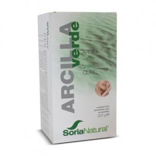 Arcilla verde Soria Natural (250 gr.)