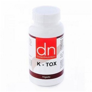 K-Tox DirectNutrition (60 cápsulas)