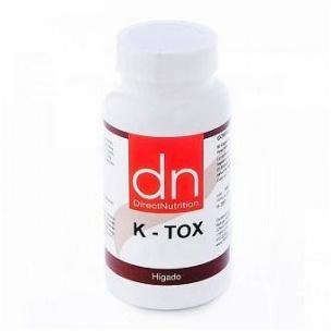 K-Tox DirectNutrition (60 cápsulas)