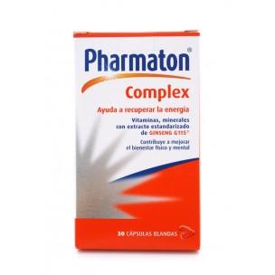 Pharmaton Complex con Ginseng G115 (30 cáp.)