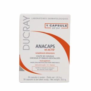 Ducray Anacaps Tri-Activ (30 cáp.)