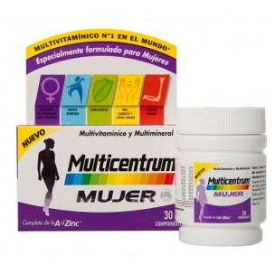 Multicentrum Mujer (30 compr.)