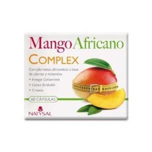 Mango Africano Complex Natysal (60 cap)