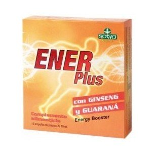 Ener Plus (10 ampollas)