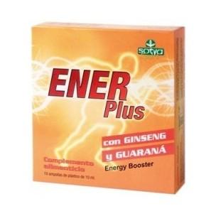 Ener Plus (10 ampollas)